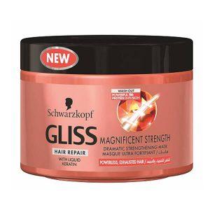 ماسک تقویت کننده مو گلیس