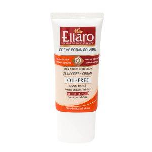 کرم ضد آفتاب Ellaro