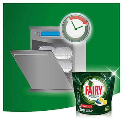 قرص ماشین ظرفشویی همه کاره فیری جار