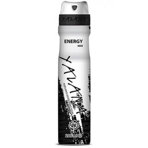 اسپری مردانه یالانا مدل Energy