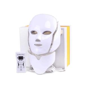 ماسک صورت LED نور درمانی