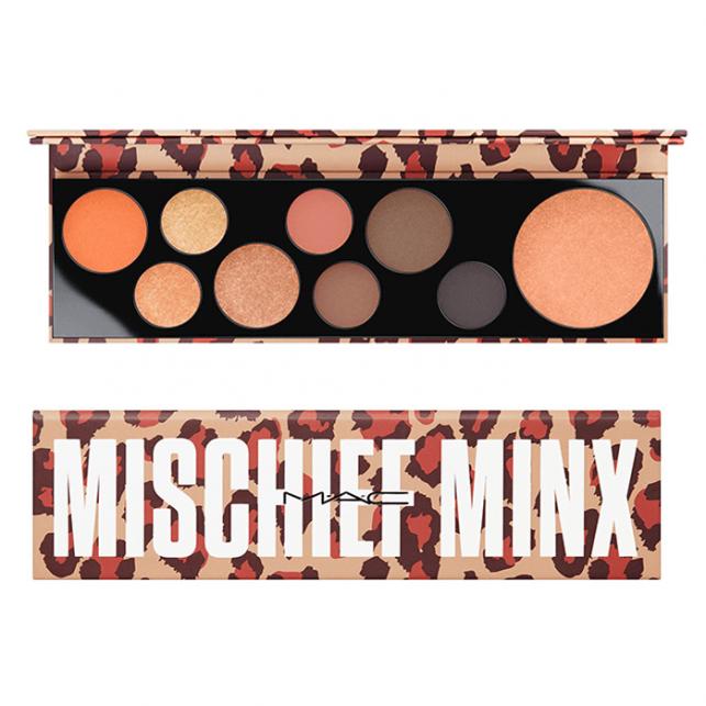 پالت سایه مک مدل Mischief minx