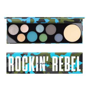 پالت سایه مک مدل Rockin' Rebel