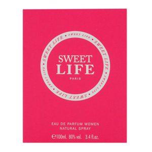 ادکلن زنانه جی پارلیس مدل Sweet Life