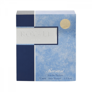 ادکلن مردانه رساسی رویال بلو Rasasi Royale Blue