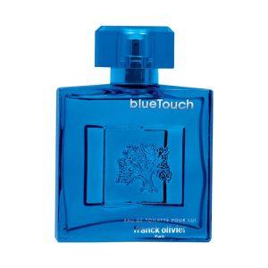 ادکلن مردانه فرانک اولیور مدل Blue Touch
