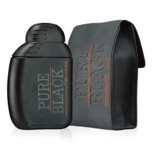 ادکلن مردانه کریشن لامیس Pure Black Deluxe