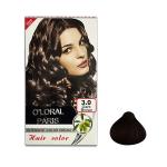 رنگ موی لورال قهوه ای تیره