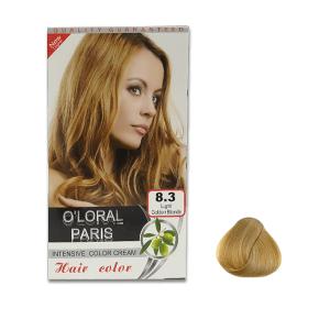 رنگ موی لورال 8.3