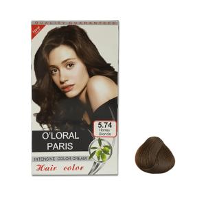 رنگ موی لورال5.74
