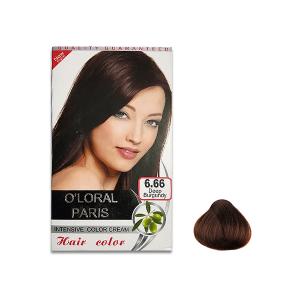 رنگ موی کبود تیره