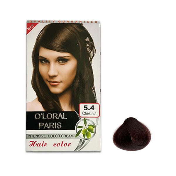 رنگ موی اولورال 5.4