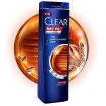 شامپو مردانه ضد ریزش موی کلیر Anti Hairfall