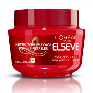 ماسک موی لورال مدل Color Vive 300ml