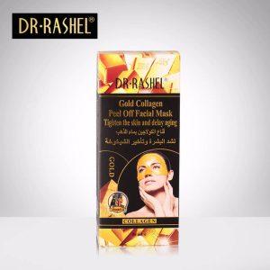 ماسک لایه بردار طلا دکتر راشل مدل Gold Collagen 80ml خرید