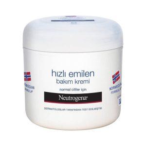 کرم محافظت کننده پوست نوتروژینا Hizli Emilen 200ml خرید