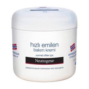 کرم محافظت کننده پوست نوتروژینا Hizli Emilen Bakim Kremi