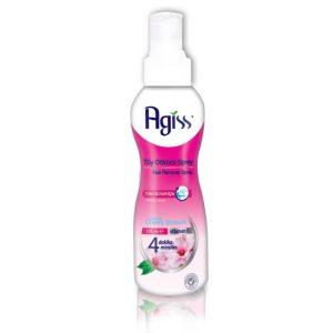 اسپری موبر آگیس صورتی مناسب بانوان Agiss Spray Hair Remover