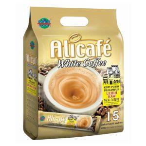 خرید کافی میکس سفید 15عددی علی کافه سری White Coffee