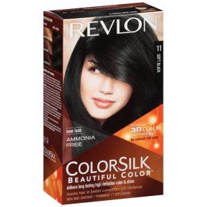 رنگ مو رولون شماره 11 مشکی ملایم Soft Black