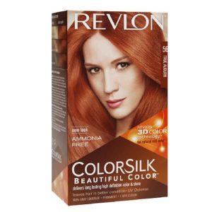 رنگ مو رولون شماره 56 قهوهای مایل به قرمز True Auburn
