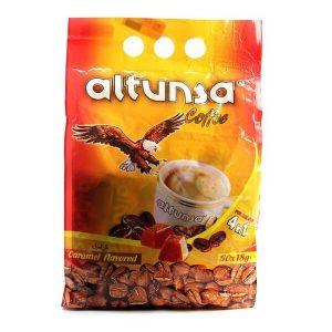 کافی میکس آلتونسا مدل 4in1 کاراملی Caramel Flavored