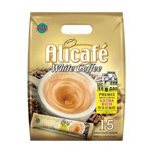 کافی میکس سفید 15عددی علی کافه سری White Coffee