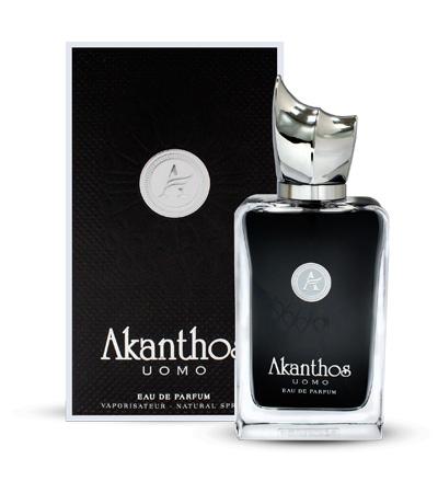 خرید عطر نیش برند ادو پرفیوم مردانه اکانتوس اومو Akanthos Uomo 100ml