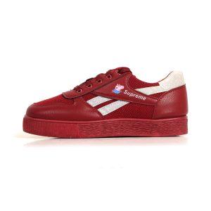 کفش اسپرت دخترانه Supreme مدل Crimson