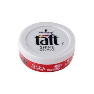 ژل واکس تافت مدل شاین Taft Shine Gel Wax حجم 75ml