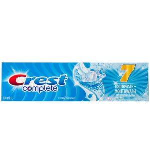 خمیر دندان هفت کاره کرست Crest Refreshing Clean حجم 100ml