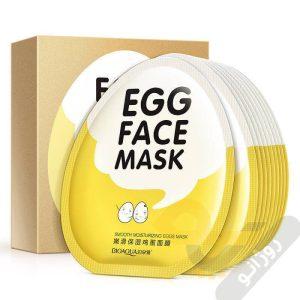 ماسک تخم مرغ بیو آکوا خرید
