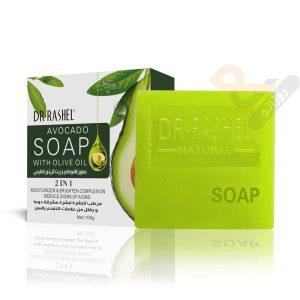 صابون آووکادو دکتر راشل Avocado Soap