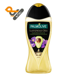 خرید شامپو بدن پالمولیو آووکادو مدل Luminous Oils حجم 500ml