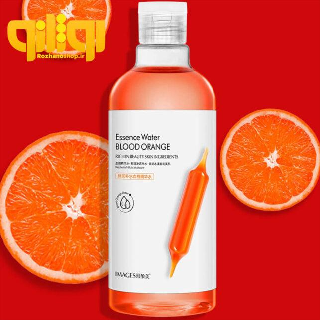 خرید تونر پرتقال خونی ایمیجز Images Blood Orange حجم 500ml