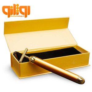 قلم ویبراتور ویبرتا طلایی