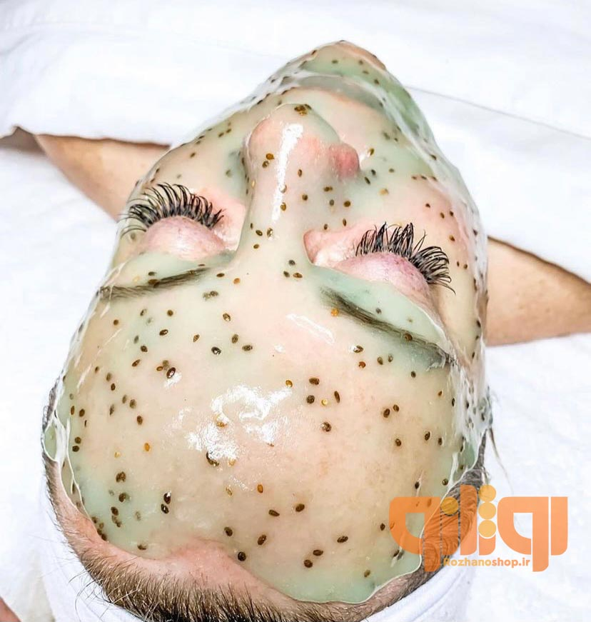 ماسک کیوی لاتکسی هیدروژل