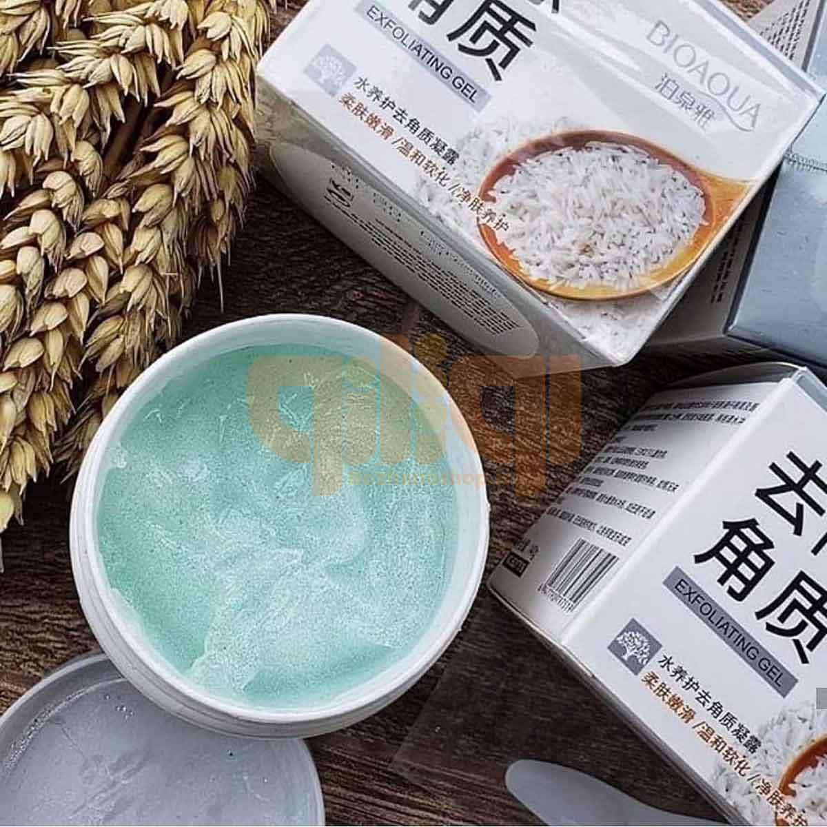 اسکراب برنج بیوآکوا
